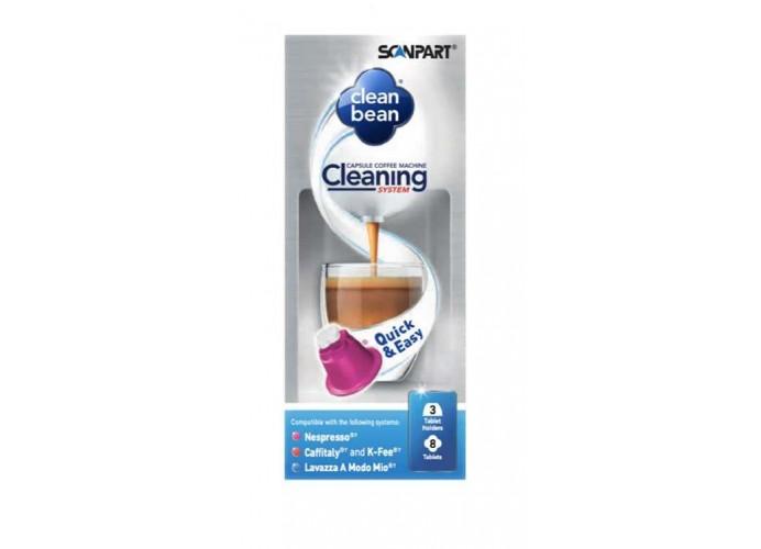 Limpiador para cafeteras Nespresso Cleanbean