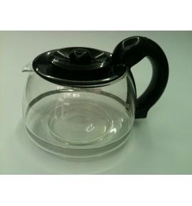 Adjustable universal coffee maker jug