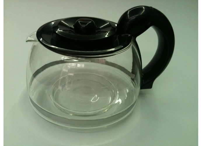 Adjustable universal coffee maker jug