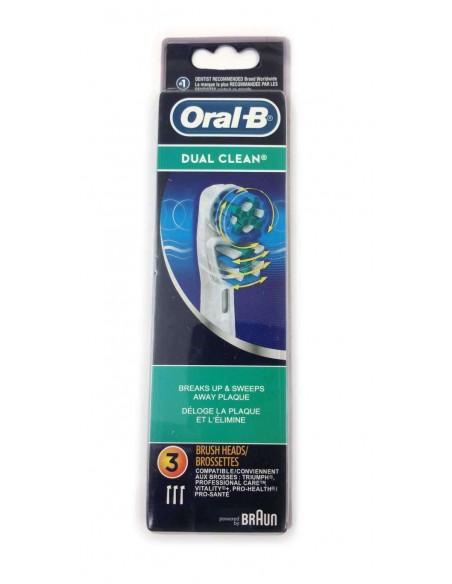 Imagen de 3D White Recambio para cepillos Dentales Braun EB303