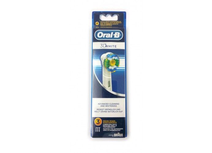 Recambio para cepillos Dentales Braun EB303