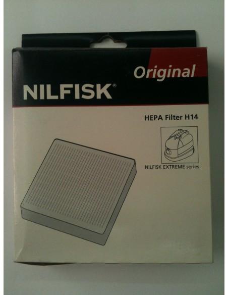 Imagen de Filtro Hepa H14 Nilfisk Extreme recambio aspirador en