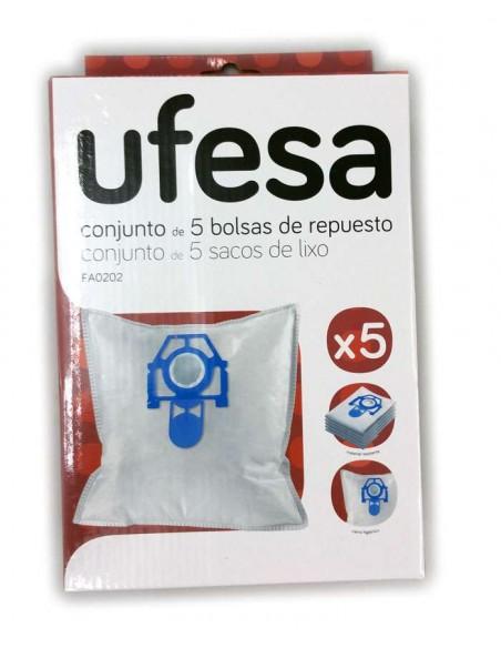 Imagen de Bolsa Aspirador Ufesa Original AC2000 recambio