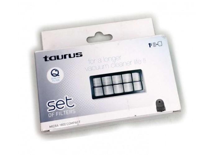 Vacuum cleaner filters Taurus 1800 Micra Compact