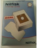 Nilfisk vacuum cleaner bags series Action, Astral, GM100