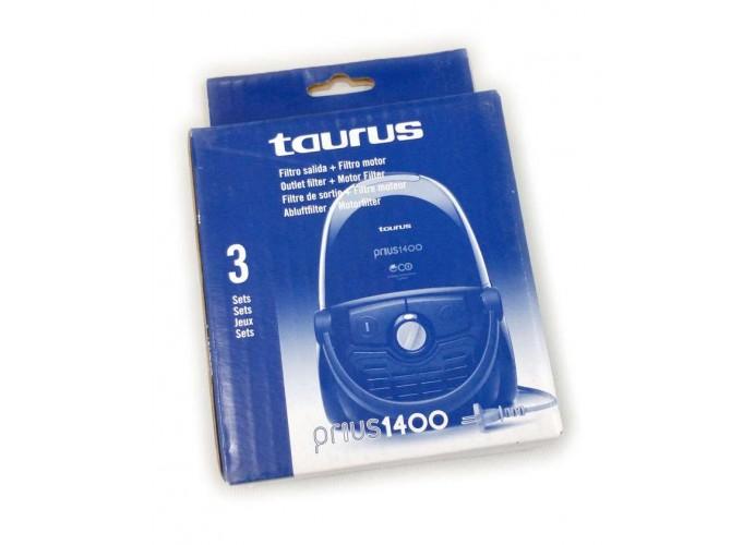 Aspirateur HEPA filtre Taurus PRIUS 1400