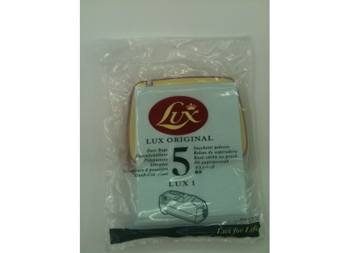 Bolsas aspirador Lux1, D820