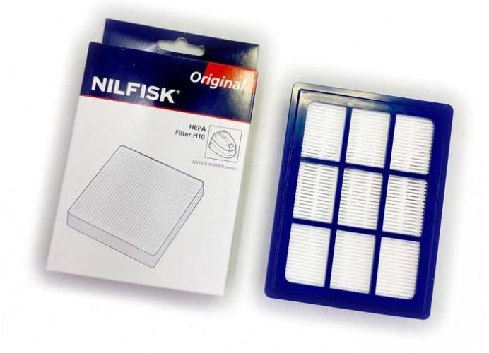 Filtro Hepa Nilfisk H10 Serie POWER