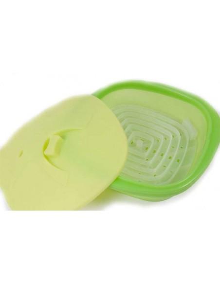 Papillote Silicona Pinfi Gran Capacidad