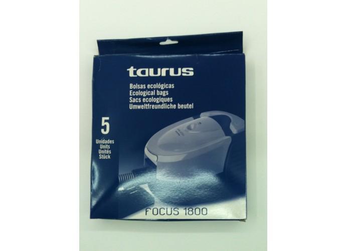 Vacuum cleaner bags Taurus Focus 1800