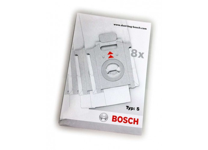 Bosch vacuum cleaner bags type S BHS4