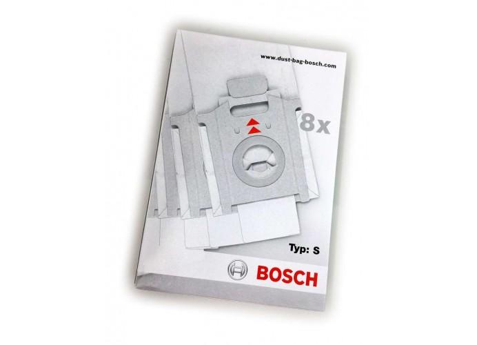 Bolsas Aspirador Bosch Typo S BHS4