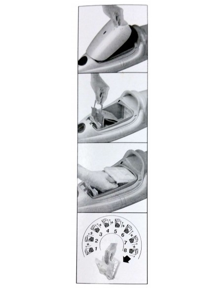 Imagen de Bolsa de Aspirador Bosch BHS recambio aspirador en