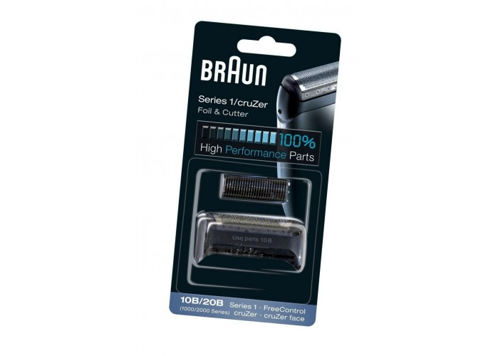 Lamina maquinilla afeitar Braun 10B 20B