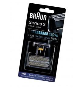 Lamina maquinilla afeitar Braun 31B SERIES 3