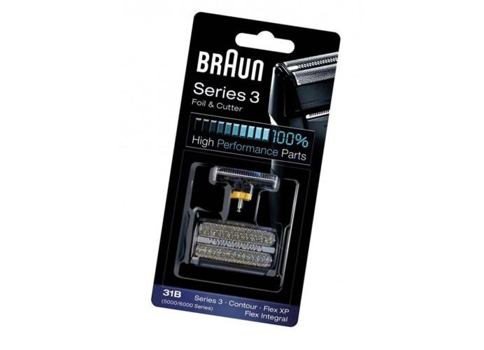 Lamina maquinilla afeitar Braun 31B
