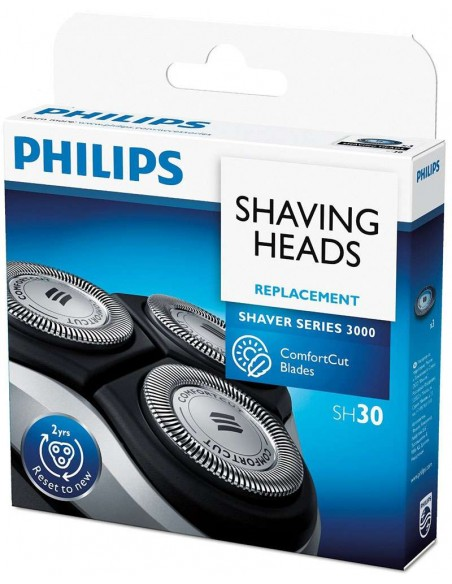Recambio Cuchillas Philips SH30