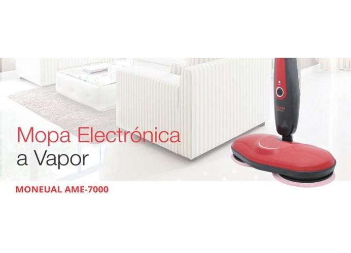 Fregona Automatica con Vapor Moneual AME7000