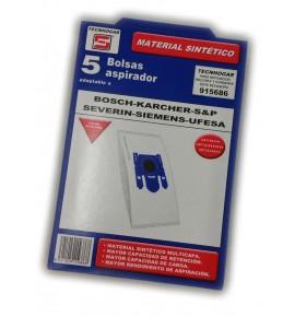 Bolsa aspirador compatible Nº 600