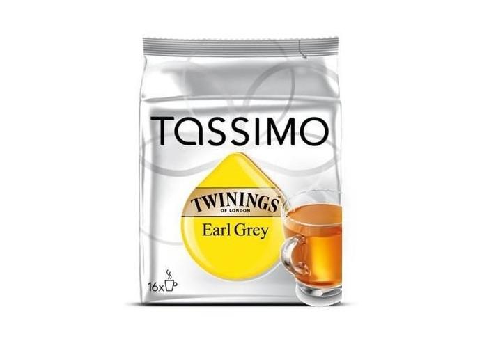 Imagen de Tassimo Discs Twinings Earl Grey en Servimenaje