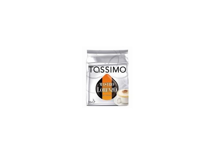 Tassimo Discs Mastro Lorenzo Cappuccino