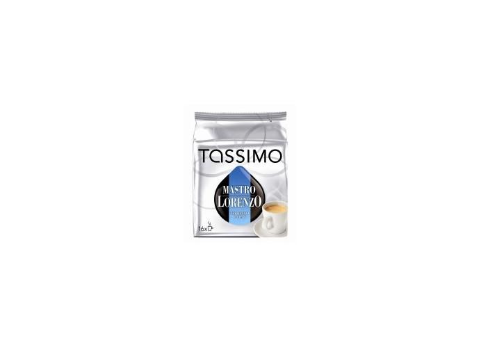 TASSIMO Discs Mastro Lorenzo Espresso decaffeinated