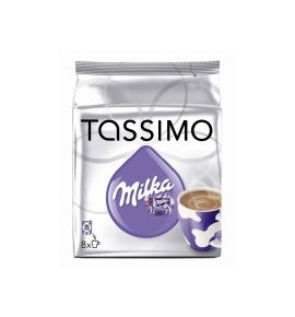 TASSIMO Discs Chocolate Milka