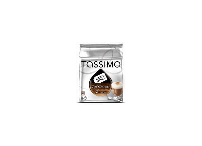 TASSIMO Discs Carte Noire Tiramisu