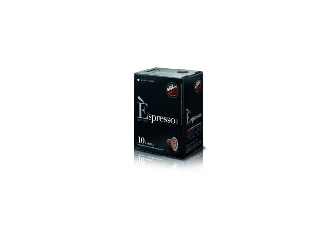Capsule for Nespresso espresso intense