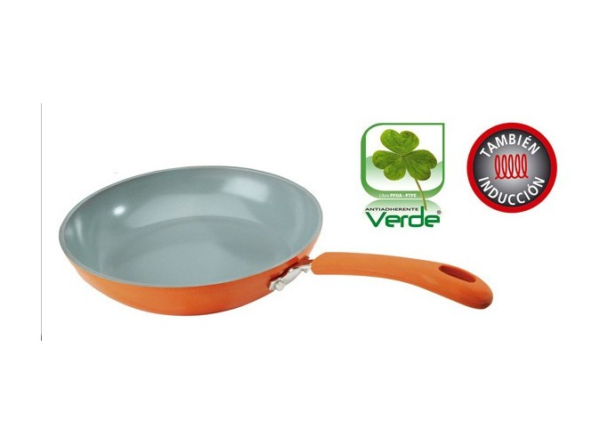 Jata ecological Pan coating ceramic 20cm