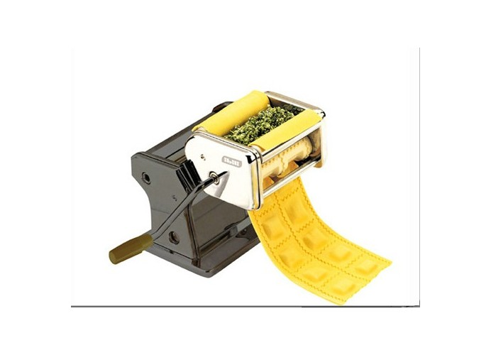 Accessory ravioli pasta machines