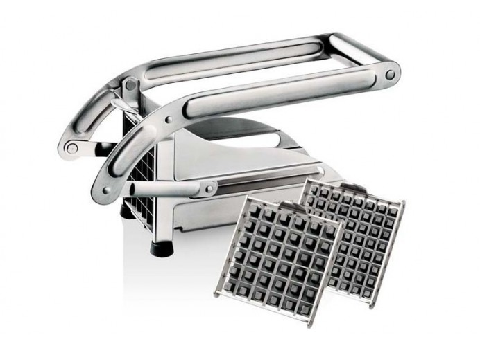 Stainless steel Cortapatatas