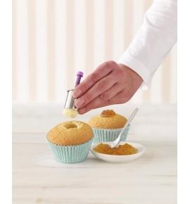 Égoutter les gâteaux et muffins