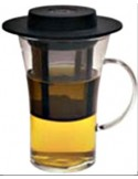 Cup of tea with permanent filter