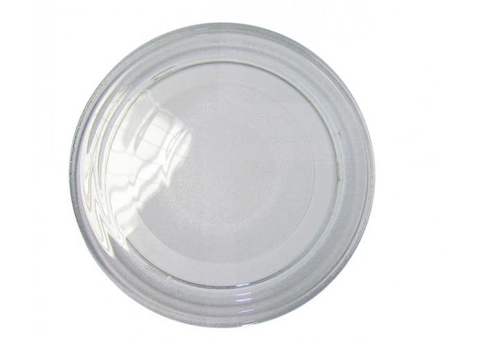 Plato microondas giratorio liso 24,5 cm