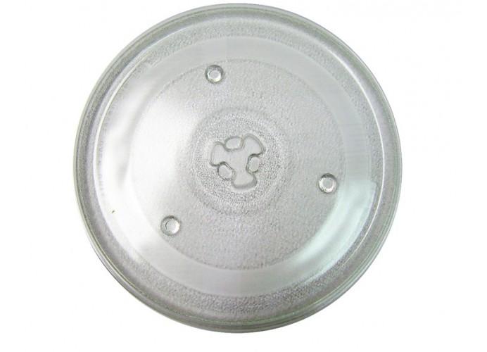 Plato microondas giratorio 27 cm