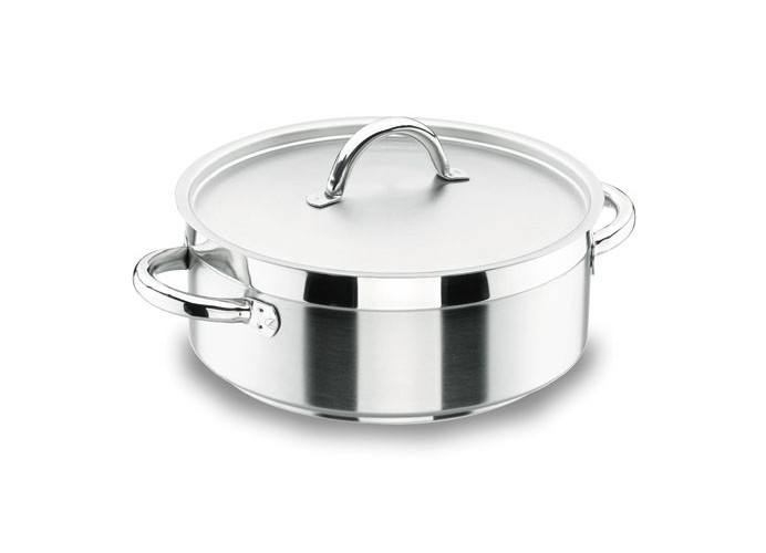Chef Luxe Casserole with lid 20 cm