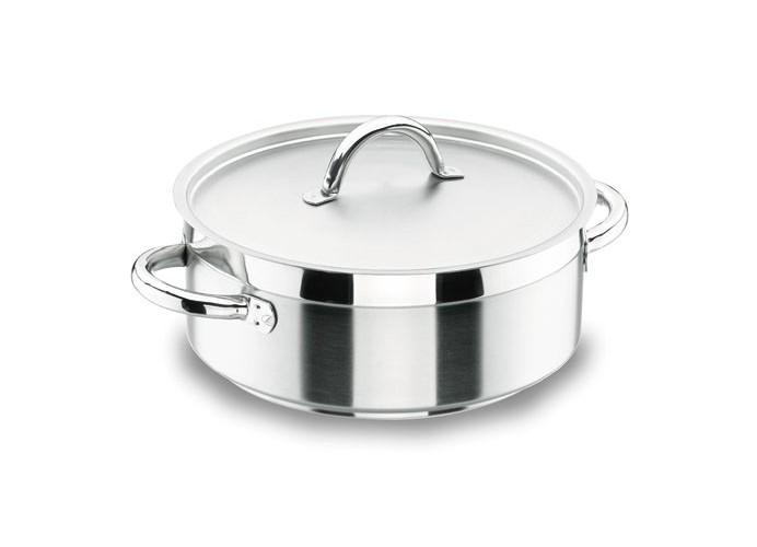 Cacerola Chef Luxe con tapa 20 cm