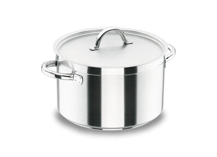 Cacerola alta Chef Luxe con tapa 20 cm