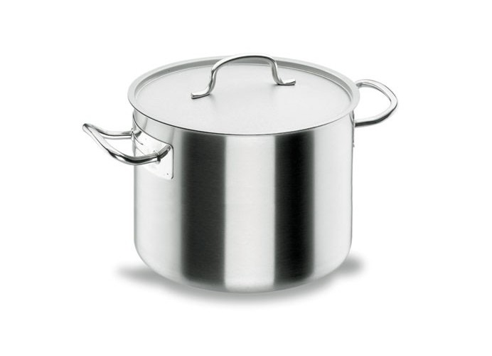 Olla baja Chef Luxe con tapa 16 cm