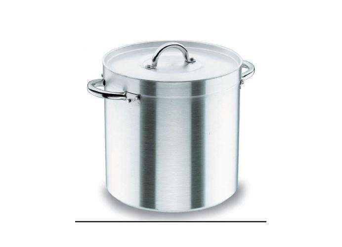 Cacerola Chef Aluminio con tapa 20 cm