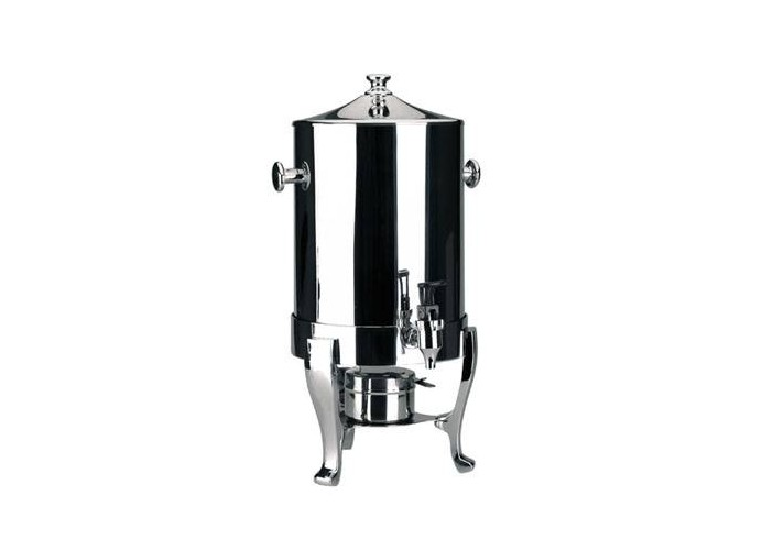 Heater liquid legs chromed buffet
