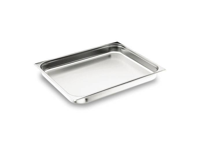 Tray 2/1 stainless 53x65cm for helpful 6, 5L
