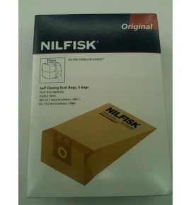 Imagen de Bolsa de aspirador Nilfisk Family Business recambio