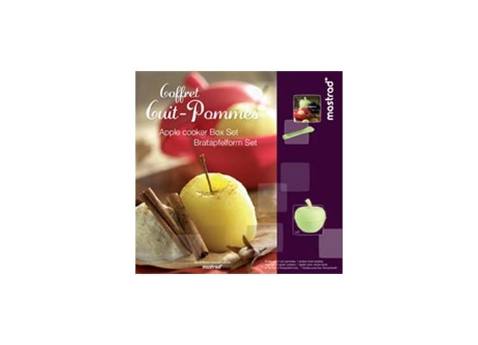 "Set 2 moldes para asar manzanas ""Mastrad"""
