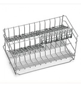 Basket special dishwasher to wash cups and high tops