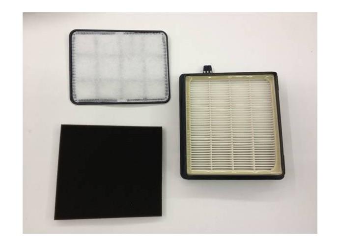 Set Filtro Hepa Ufesa AC6210 AC6220 AC6230