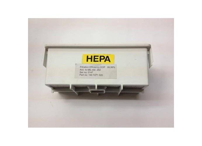 Filtro HEPA aspirador Lux DP8000