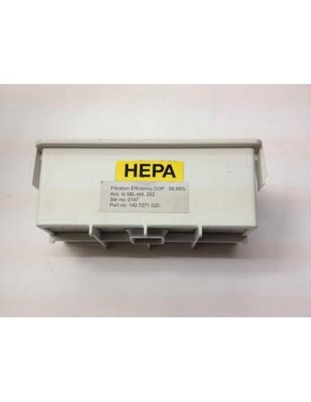 Imagen de Filtro HEPA aspirador Lux DP8000 recambio aspirador
