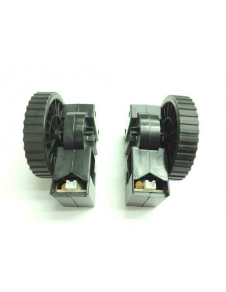 Set wheels vacuum cleaner robot Taurus Striker